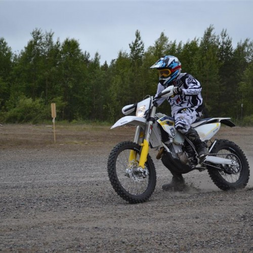 INTERNATIONAL LAUNCH: 2015 HUSQVARNA MEDIA OFF-ROAD LAUNCH