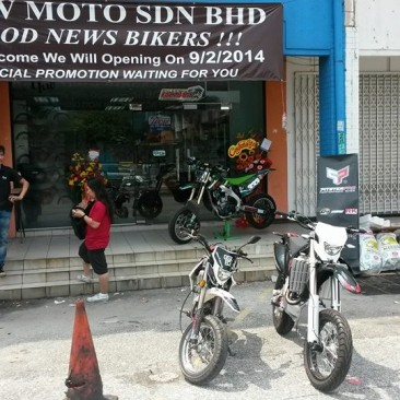 CKW Moto is Opened for Business!