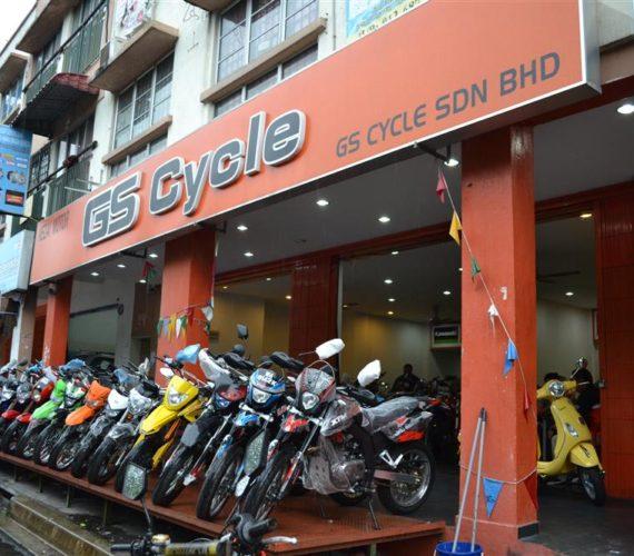 GS CYCLE SDN BHD
