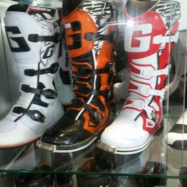Garne MX Boots