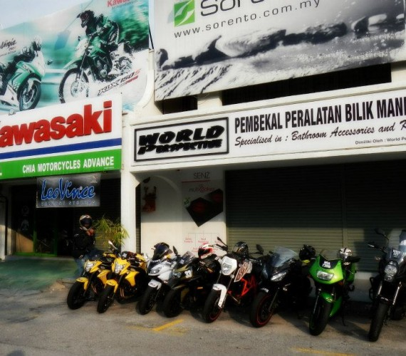 CHIA MOTORCYCLES ADVANCE