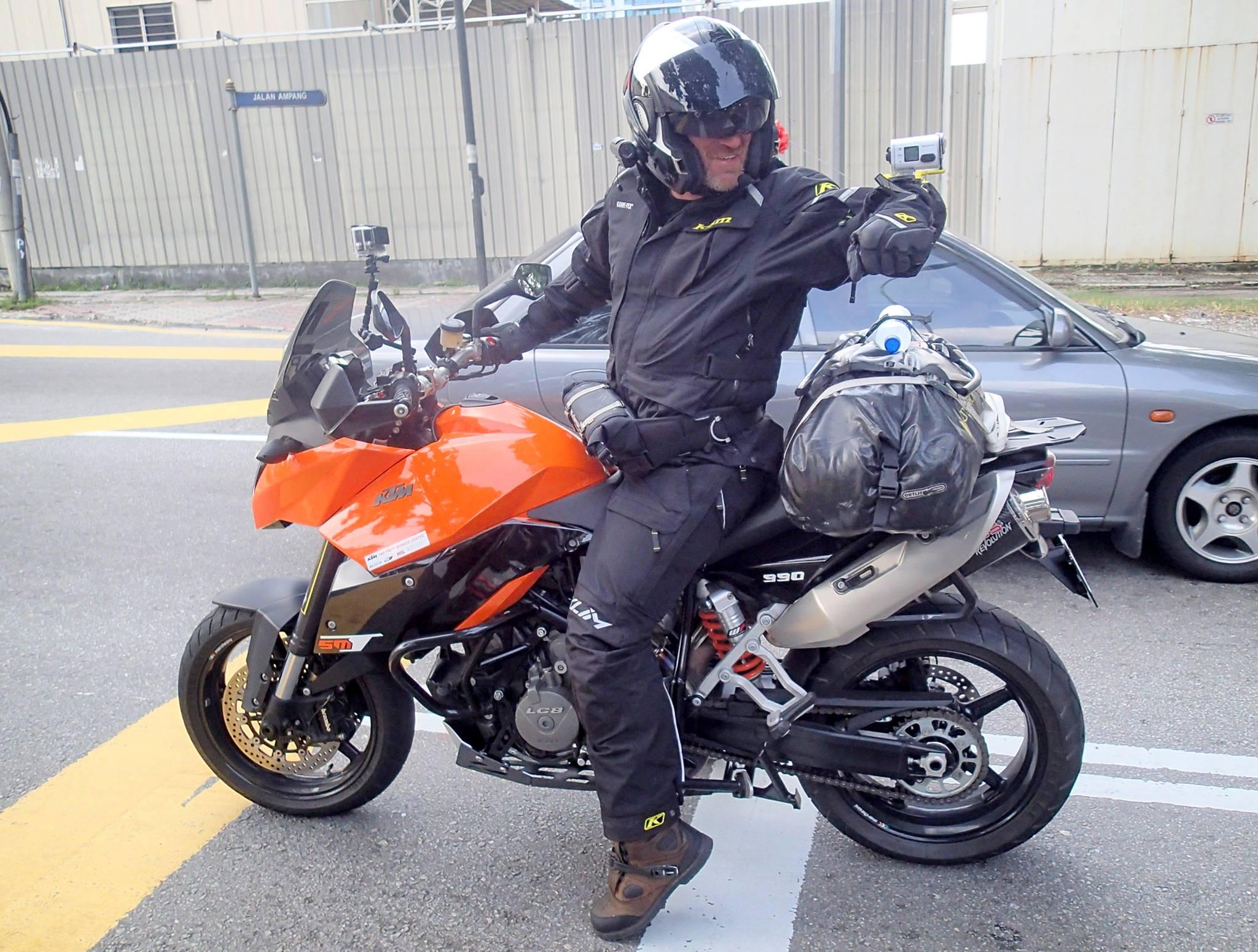 I Moto Touring Discovermoto Mexico Tours Malaysia On