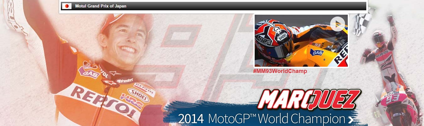 Marcquez World Champion_