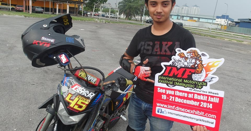 INTERNATIONAL MOTORCYCLE FESTIVAL 2014