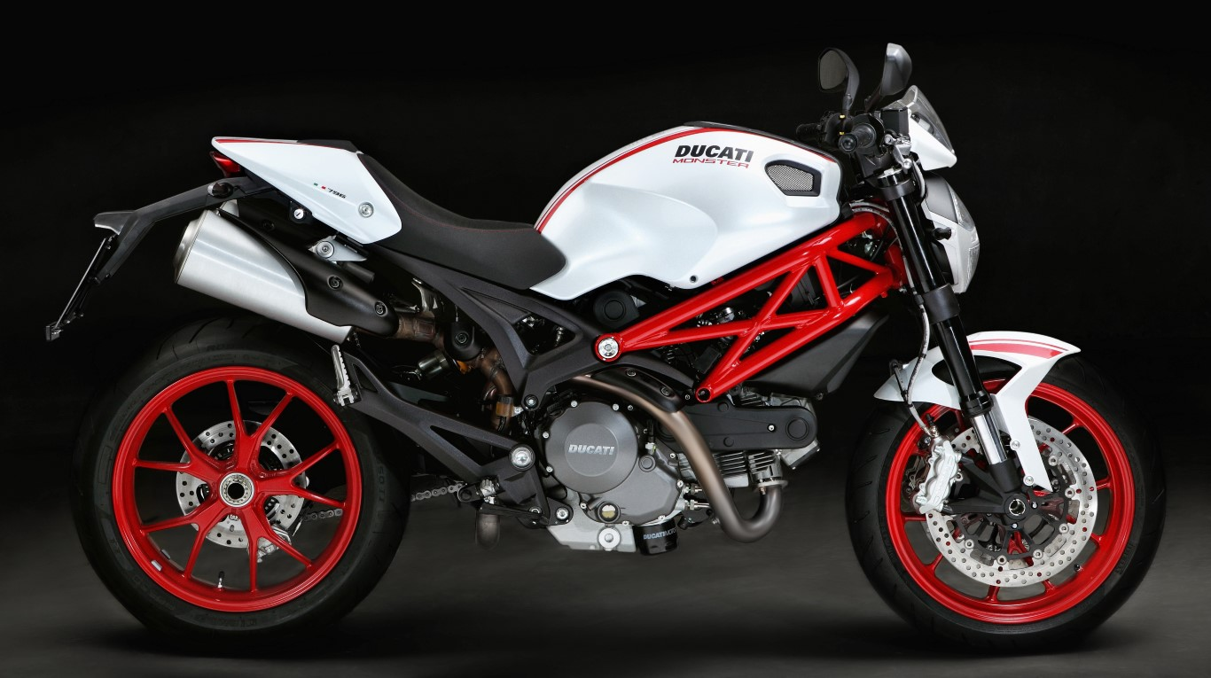 i moto ducati monster 796 s2r unveiled. Black Bedroom Furniture Sets. Home Design Ideas