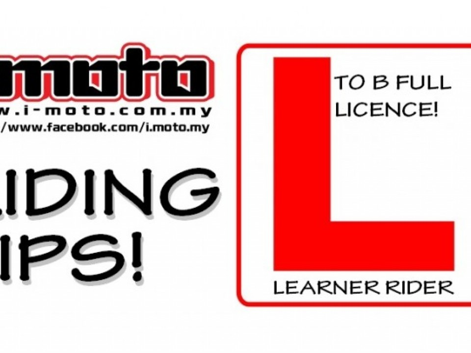 learner-RIDING TIPS