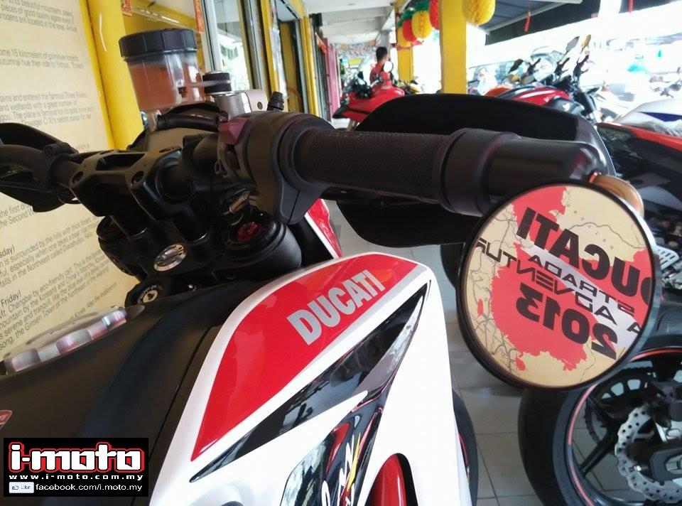 i-moto | i-moto i-classified featured used bike: 2013 ducati