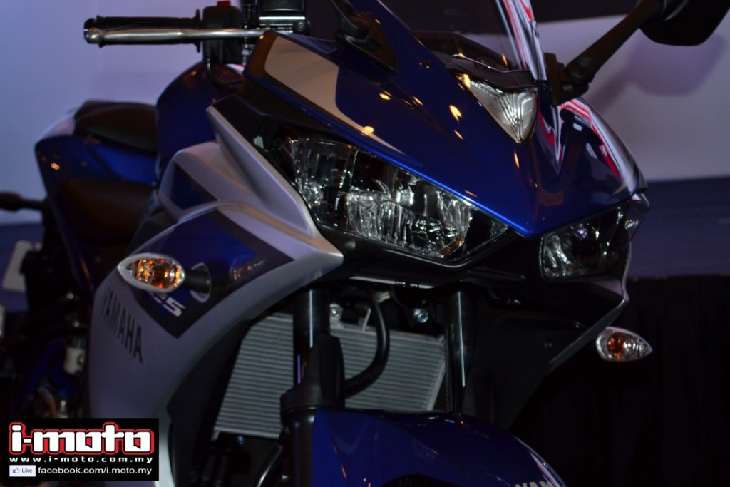 imoto launch yamaha yzfr25