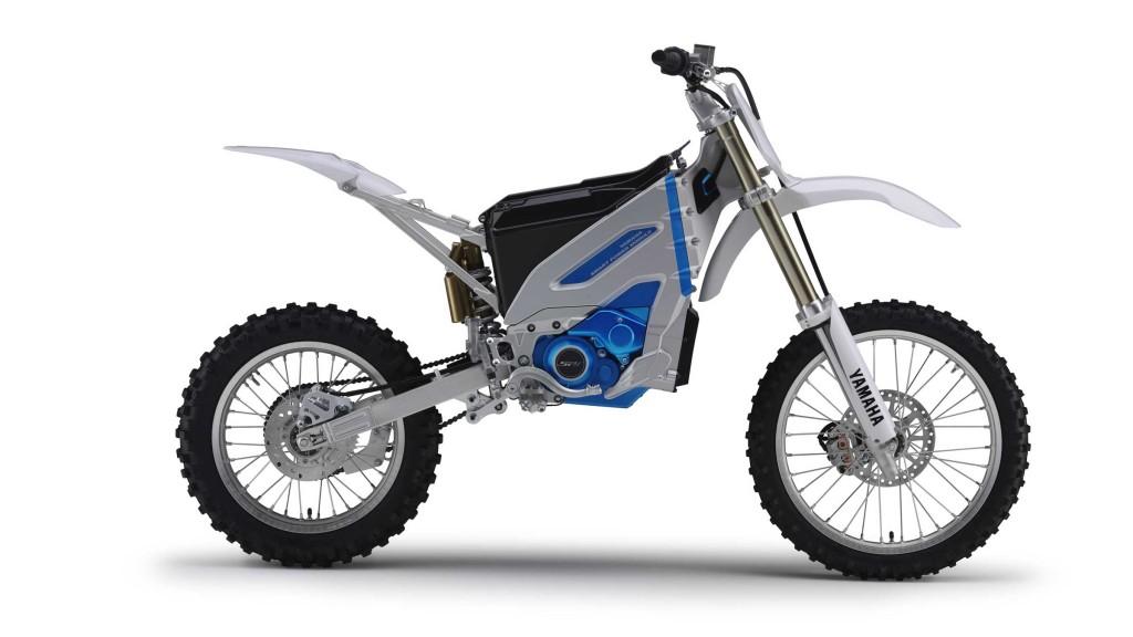 I moto sneek peek yamaha electric bikes for Electric yamaha motorcycle