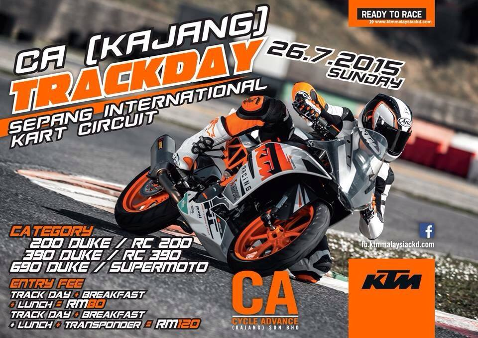 CA Poster