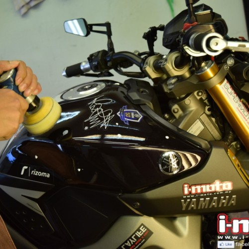 NANO G COATING BY MOTORAZE