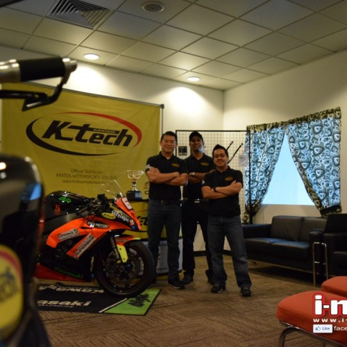 Kratos Motorsports The Official Malaysian K-Tech Suspension Distributor