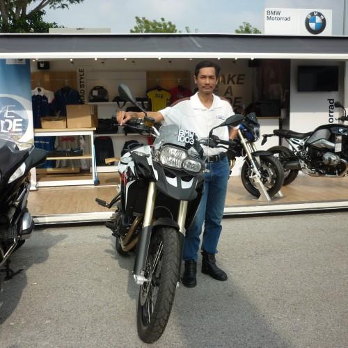 EL CHONG BMW 3S NEW SHOWROOM OPENING
