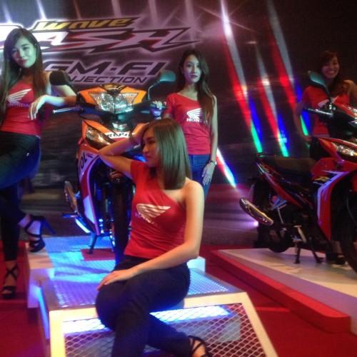 RACING ABSOLUTE: New Honda Wave Dash FI