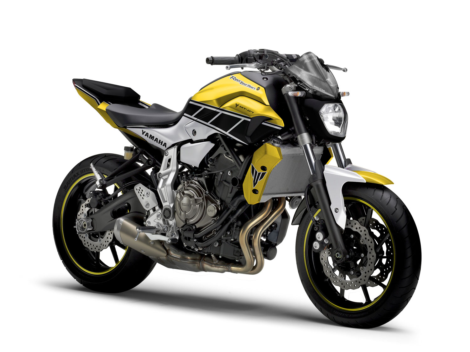i moto 2016 yamaha mt 07 limited edition. Black Bedroom Furniture Sets. Home Design Ideas