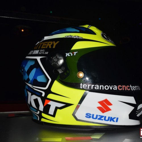 MOTORPARTS ASIA BECOMES THE EXCLUSIVE DISTRIBUTOR OF SUOMY & KYT HELMETS IN SINGAPORE & MALAYSIA
