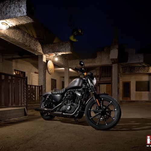 HARLEY-DAVIDSON STIRING THE REBEL SOUL