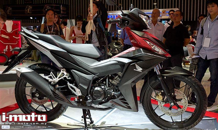 i-Moto | HONDA RS150 LAUNCHES IN VIETNAM