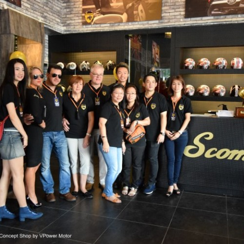 SCOMADI LAUNCHES NEW CONCEPT STORE