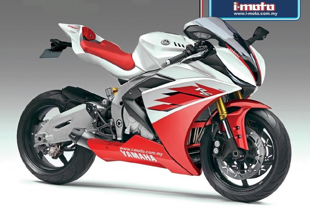 2016 Yamaha R6 Concept