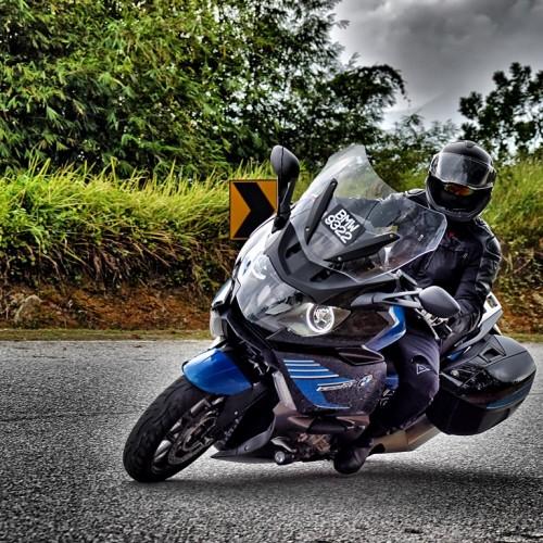 Solo Rider's BMW K1600GT