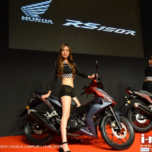 HONDA RS150R LAUNCHED