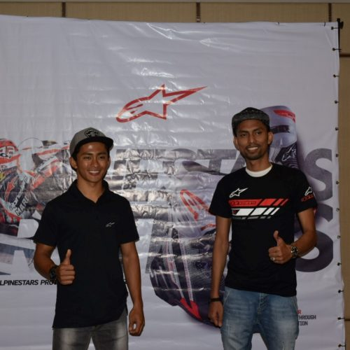 ALPINESTAR APPOINTS SINAR PUNCAK SDN BHD AS THE OFFICIAL ROAD MOTORCYCLE DISTRIBUTOR