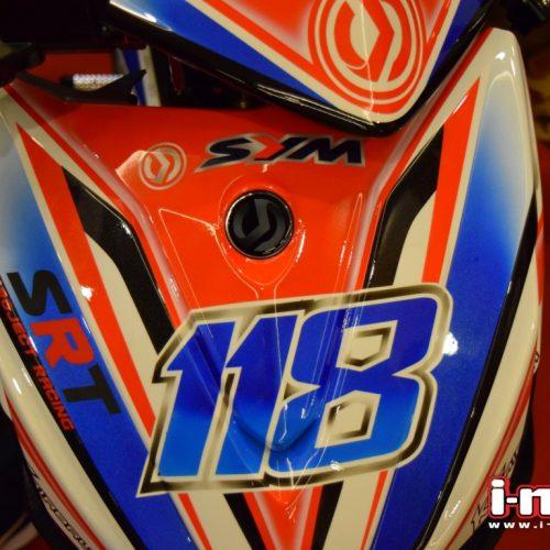 i-Moto | SYM LAUNCHES SPORT RIDER 125i