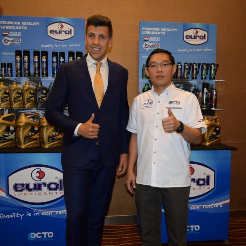 EUROL LUBRICANTS SET TO CAPTURE LUBRICANT MARKET SHARE IN MALAYSIA
