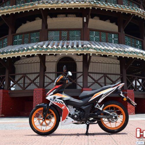 TRACK TEST HONDA RS150R WITH KHAIRUL IDHAM PAWI