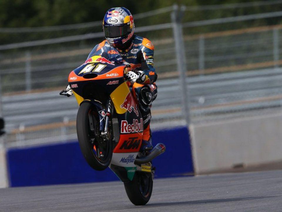 MOTORSPORTS – Austrian MotoGP