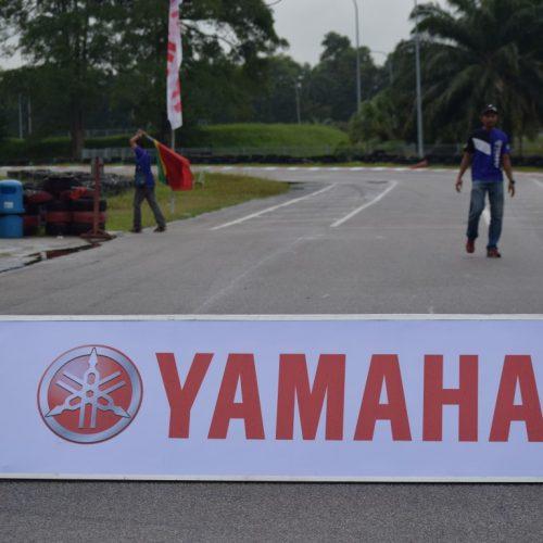 YAMAHA MT-07 THRILL DAY