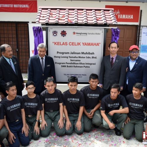 FIRST YAMAHA CELIK WORKSHOP CLASSROOM LAUNCHED
