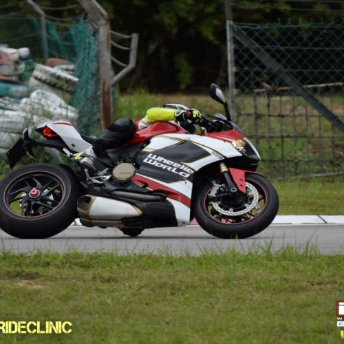 Instructor RC Ducati Panigale 1199