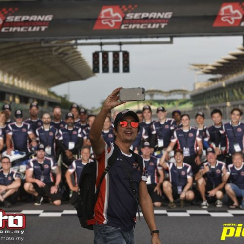 WELCOME CALIFORNIA SUPERBIKE SCHOOL TO MALAYSIA'S SEPANG CIRCUIT