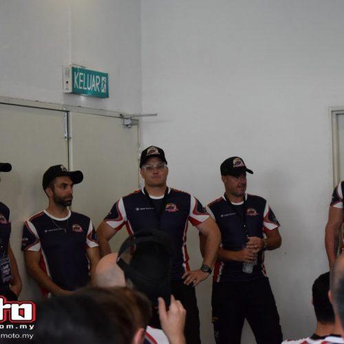 WELCOME CALIFORNIA SUPERBIKE SCHOOL TO MALAYSIA'S SEPANG CIRCUIT