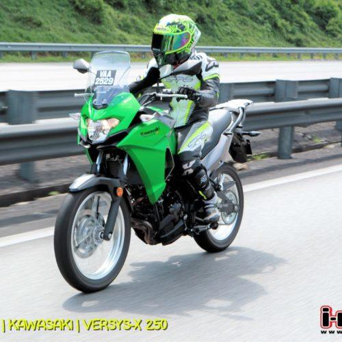 MEDIA TEST: KAWASAKI VERSYS-X 250