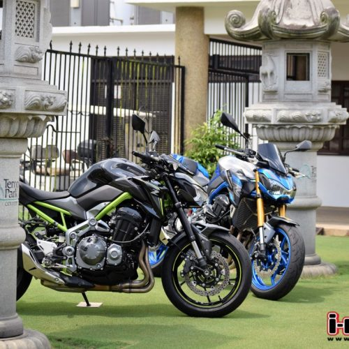 MEDIA TEST: KAWASAKI Z900