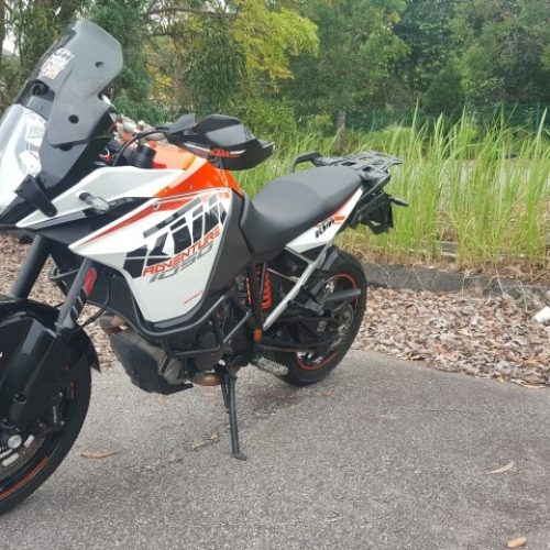 OWN A KTM 1050 ADVENTURE WITH BIG SAVINGS