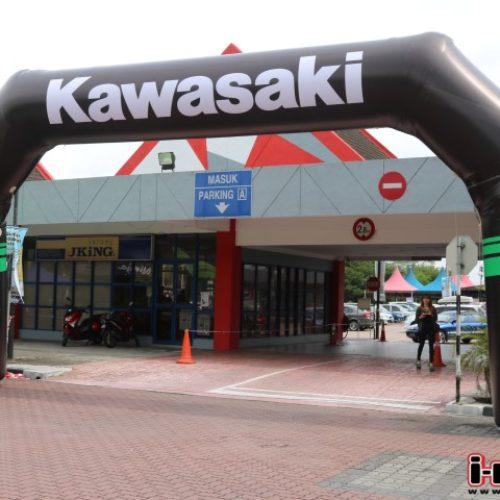 KAWASAKI ALWAYS CLOSE TO YOU, JOHOR BAHRU ROADSHOW