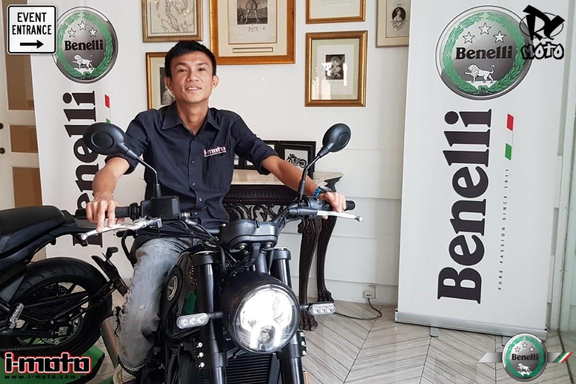 BENELLI LEONCINO-THE LEGEND RETURNS