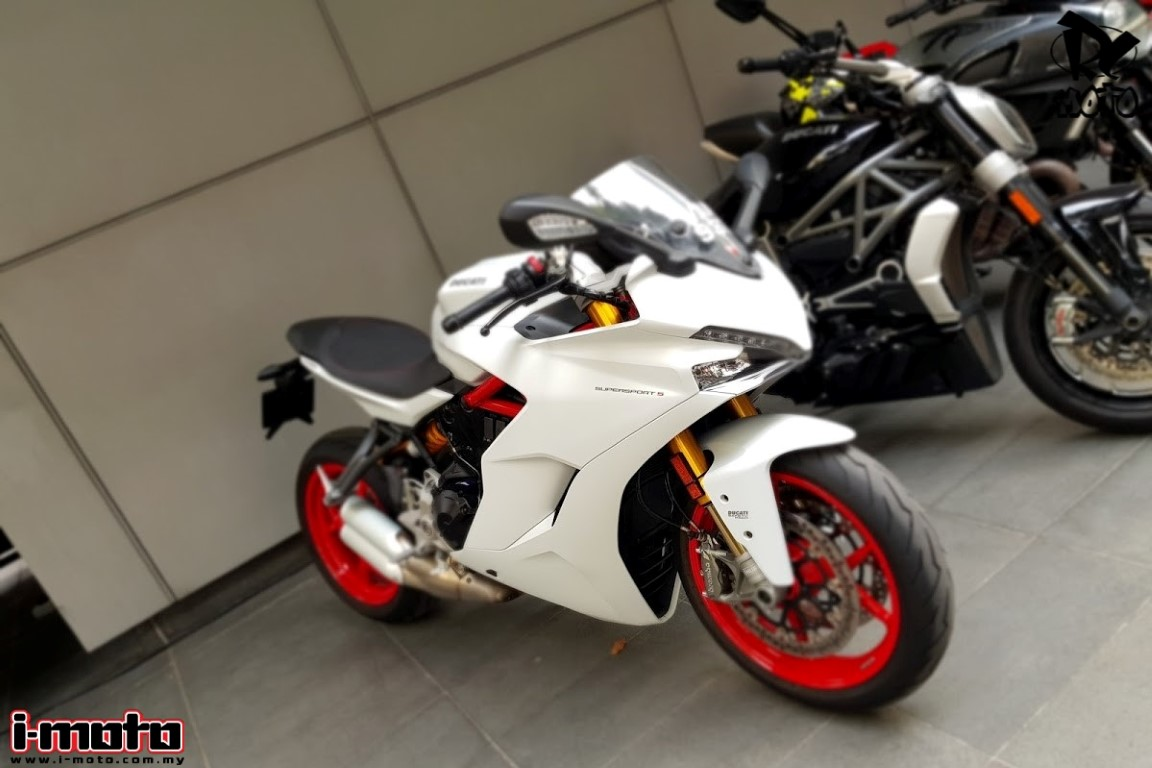 DUCATI MALAYSIA LAUNCHES DUCATI SUPERSPORT AND SUPERSPORT S