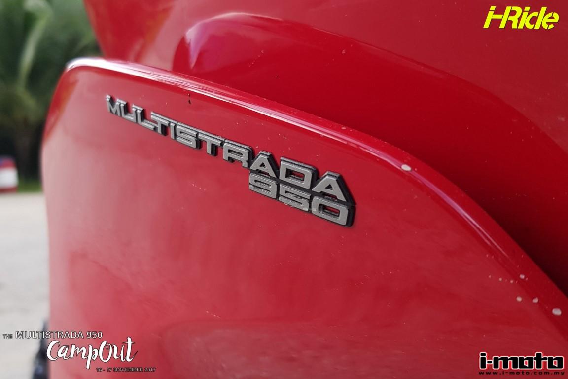 FIRST IMPRESSION: DUCATI MULTISTRADA 950