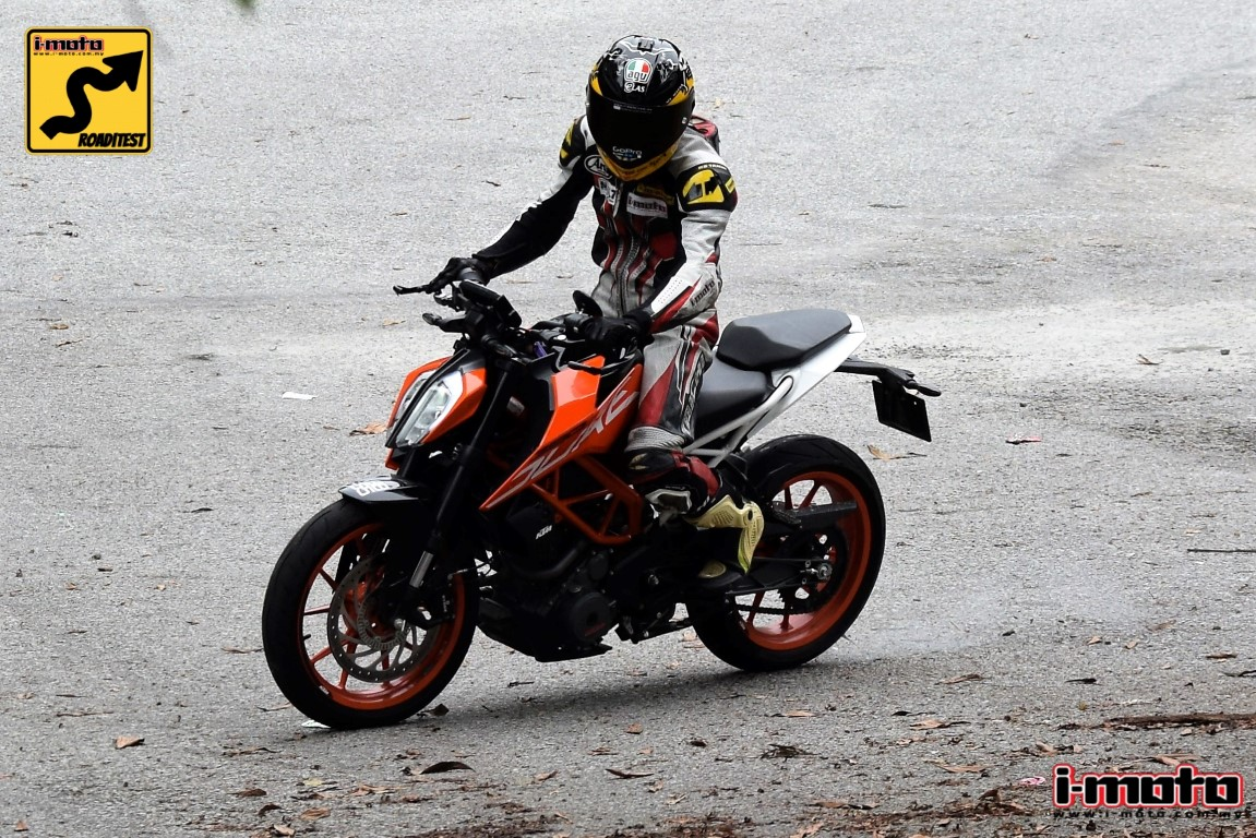 5 THINGS WE LIKE ABOUT KTM 390 DUKE