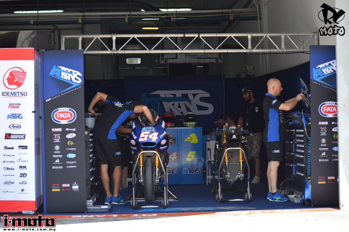 PITS+PADDOCKS: 2017 SHELL MALAYSIA MOTORCYCLE GRAND PRIX