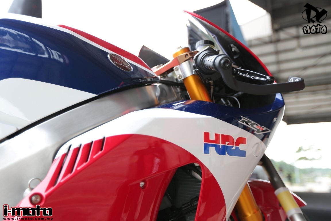 RC213V-S A MOTOGP FOR DAILY USE