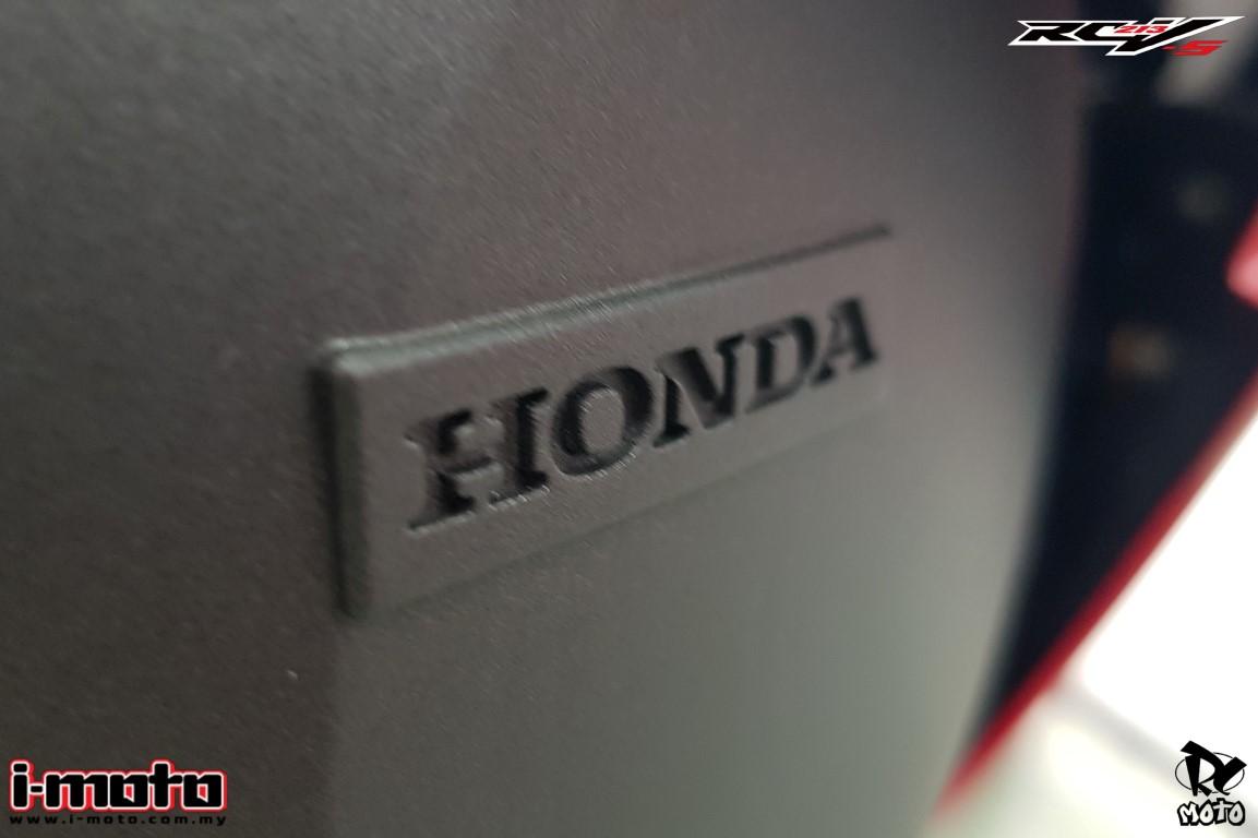 TRACKTEST: HONDA RC213V-S AT SEPANG CIRCUIT