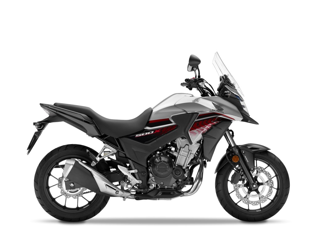 HONDA INTRODUCE THE 2018 CBR500R, CB500F CB500X