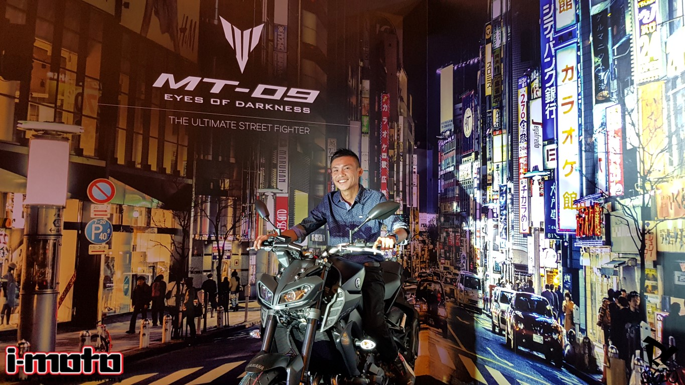 2018 YAMAHA MT-09 LAUNCHED RM47,388 AND X-MAX 250 UNVEILED