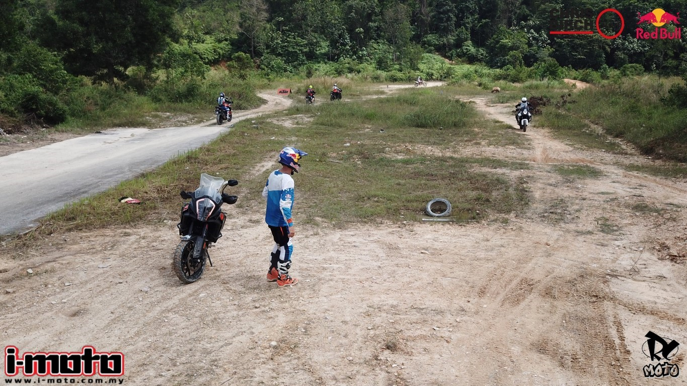 LEVEL UP OFF-ROAD RIDING SKILLS WITH CHRIS BIRCH